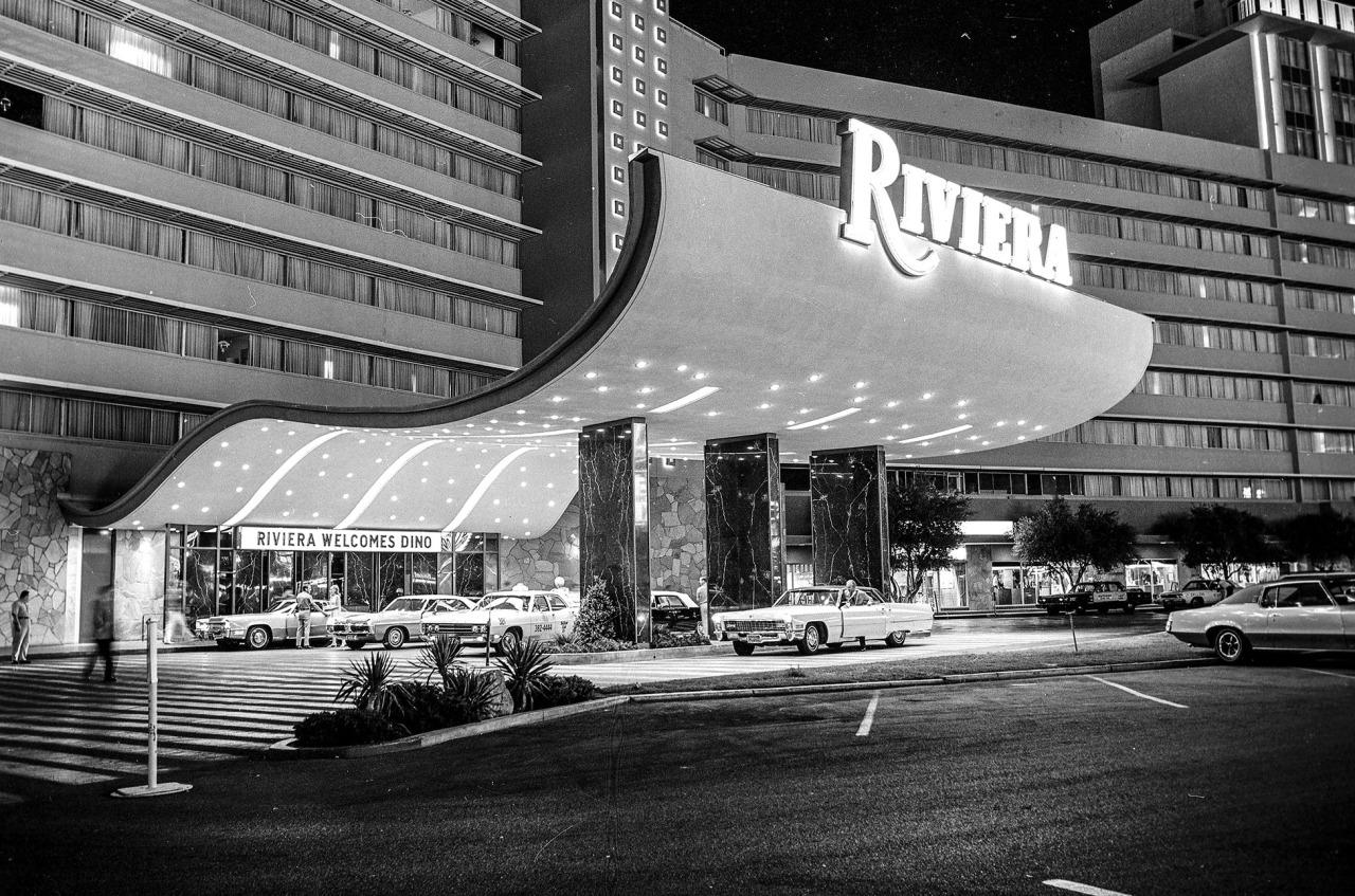Oldest hotels in Las Vegas