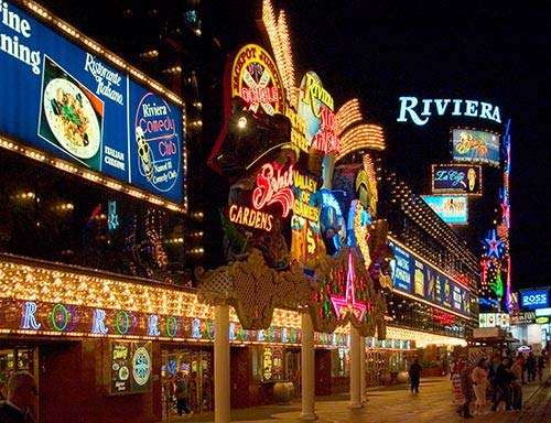 Riviera Hotel Dining