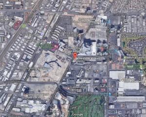 Riviera Las Vegas Map